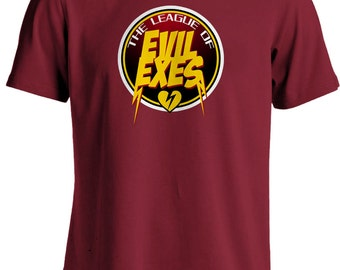 Scott Pilgrim vs the World - League of Evil Ex's Movie T-shirt