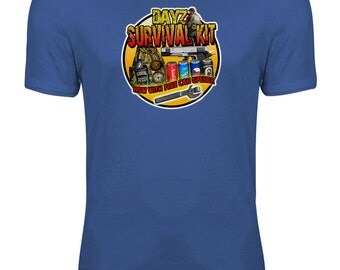 Dayz Game - Zombie Survival Kit Womens T-shirt