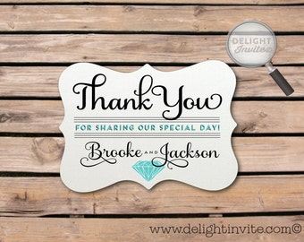 Wedding Favor Tags Diamond : favorite favorited add to added