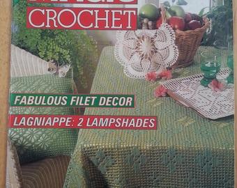 Magic Crochet magazine February 1993 Number 82