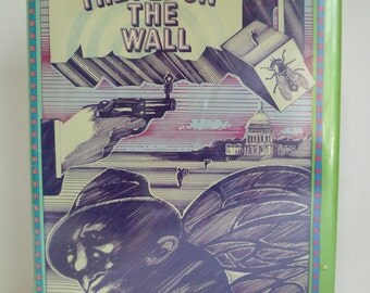 "SALE- Vintage First Edition 1971 ""The Fly on the Wall"""