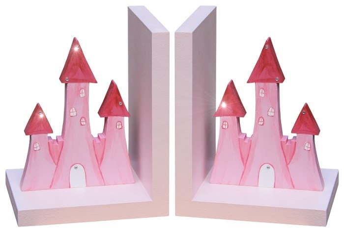 how to build a wooden princess castle