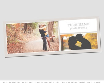 Simple Facebook Timeline Cover Templates - Elegant - Wedding Photography - Engagements - Families - Photo Template