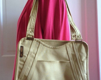 Supercute Superspacers Canvas Bag From the 70s