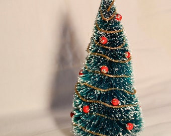 Ornamented Christmas Tree
