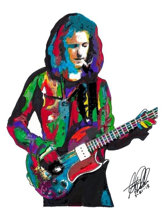 Jack Bruce Cream Bass Player Bassist Blues Rock Hard