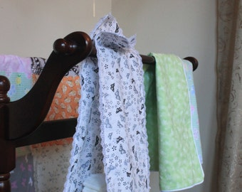 Hanging Diaper Caddy, Nursery organization, Nursery Decor, Diaper Holder, Custom Made