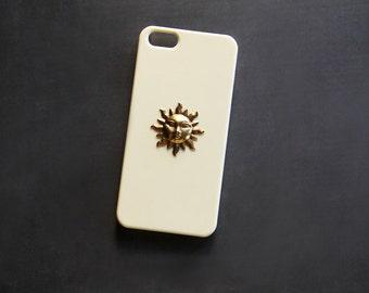 Sun iPhone 6 Cases Cream iPhone Case iPhone 5 Case Hippie iPhone Cases iPhone 7 Plus Case Samsung  Case Samsung iPhone 7 Phone Cases