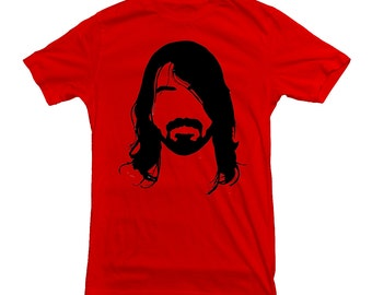Foo Fighters T-shirt Dave Grohl Nirvana