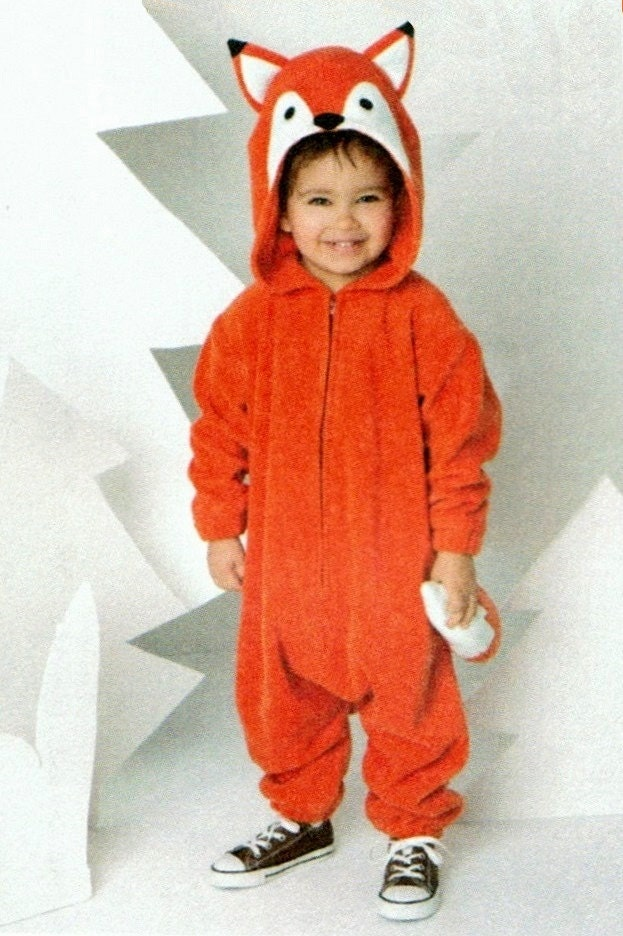 fox costume for baby toddler child. Black Bedroom Furniture Sets. Home Design Ideas