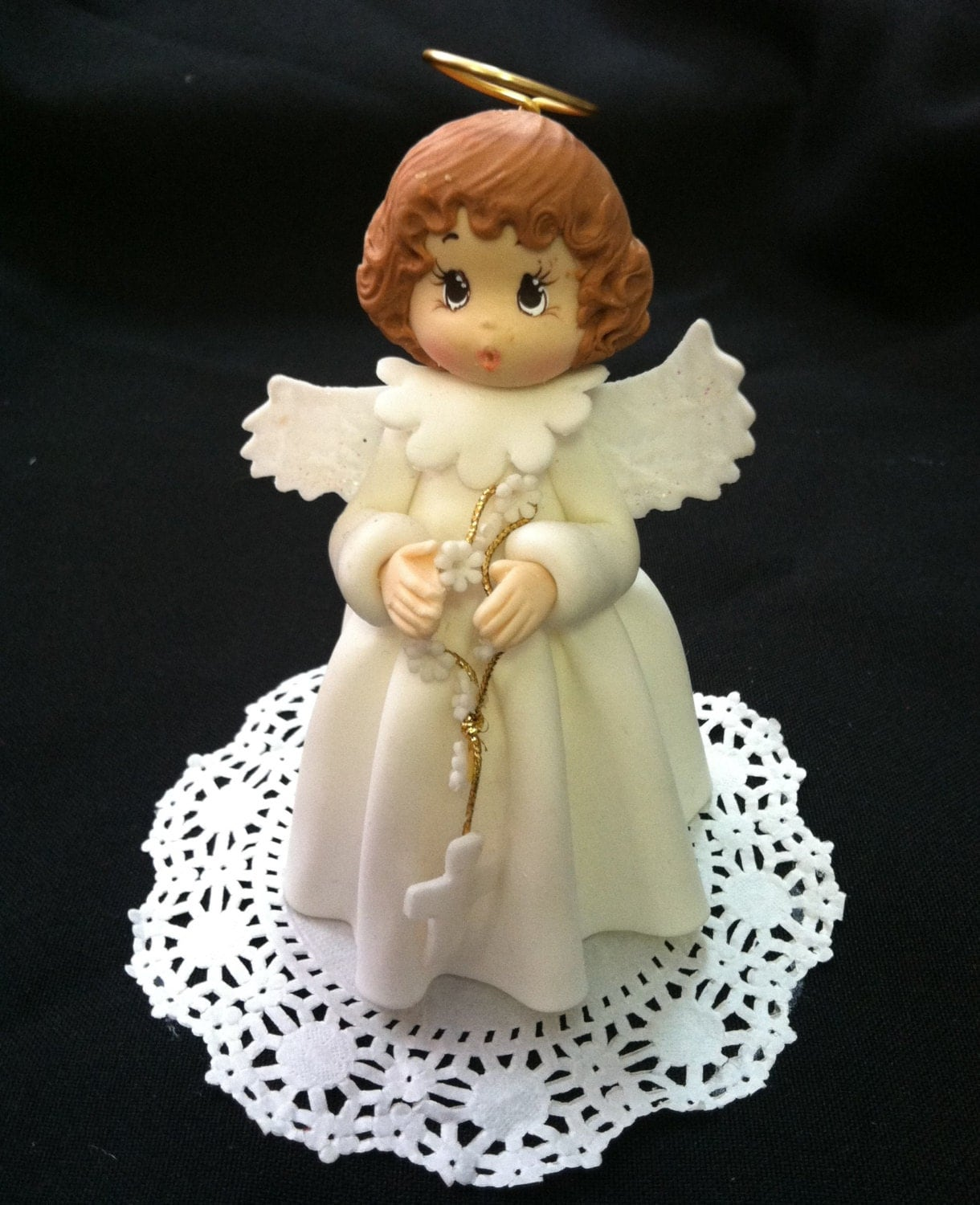 FIRST COMMUNION Cake Topper Baptism Cake by PartyFavorsMiami