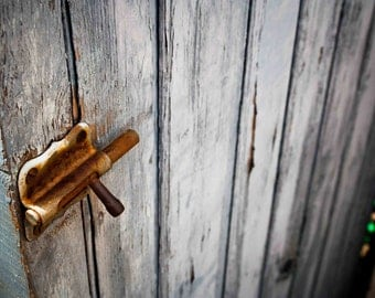 Last door - door-decoration-Photography art photography