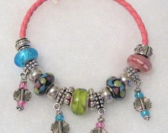 272 - Multi-Color Sun Bracelet