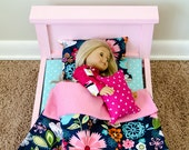 "American Girl / Doll Bed Furniture / 15' - 18"" Doll"