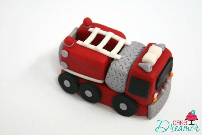 Retirement Cake Toppers Firefighter Cake Topper