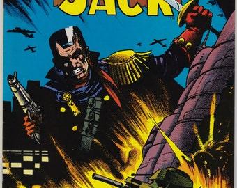 Grim Jack #18: January 1986 First Comics