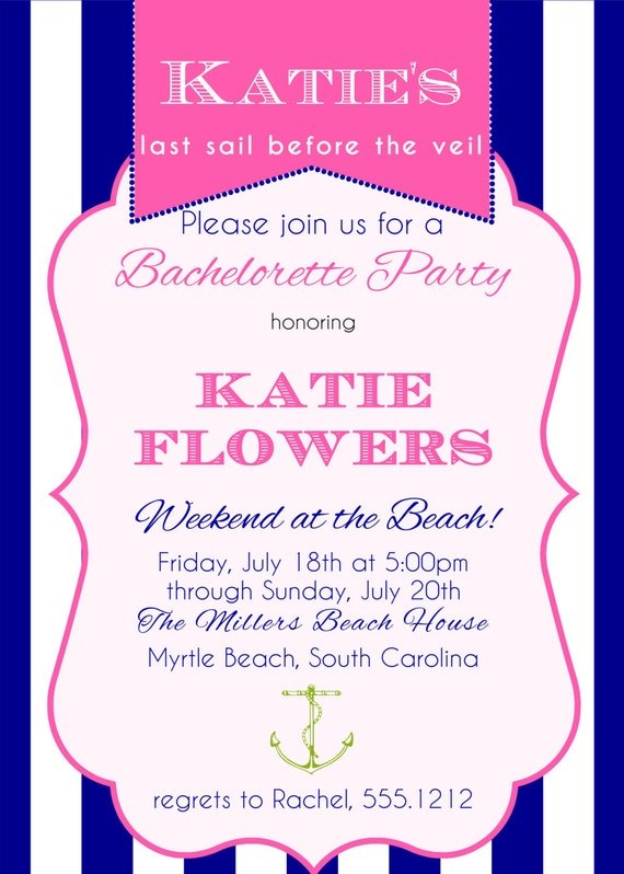 Bachelor Party Invitation Message is amazing invitations ideas