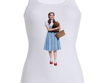 Wizard of Oz Dorothy Tank Top