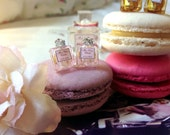 Dior Cherie perfume earrings