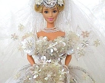 Sweet Princess Bride Dream Doll