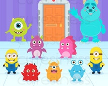 Unique Minions Clipart Related Items Etsy
