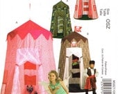 McCall's 5827 Fabulous PLAY CANOPY TENTS for Girls and Boys