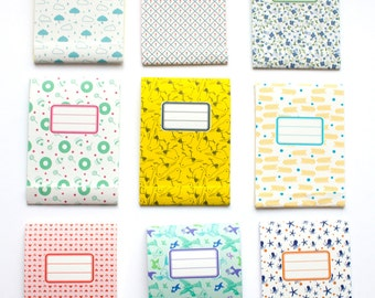 Matchbook notepad - Custom notepad - Memo pad - Ideal for wedding or birthday party favor