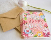 Oh Happy Day Notecard Set