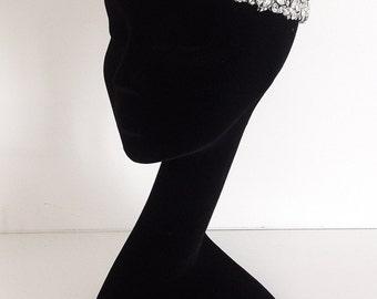 Isis Crystal Headpiece, bridal headpiece, bohemian headpiece, Grecian headpiece