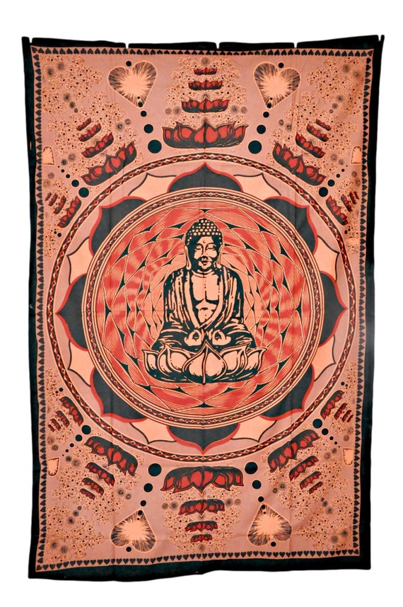Unavailable Listing on Etsy |Buddha Wall Tapestry