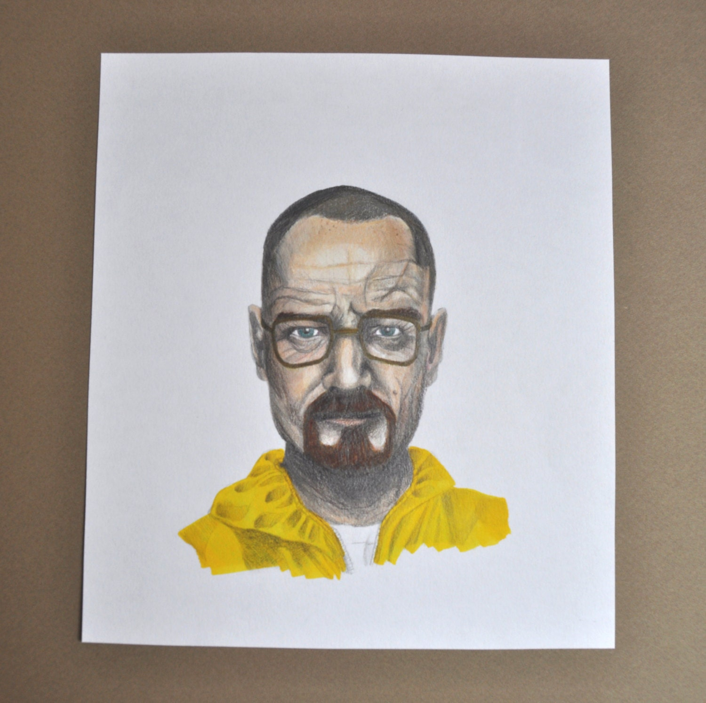 Original Heisenberg Drawing | www.imgkid.com - The Image ...