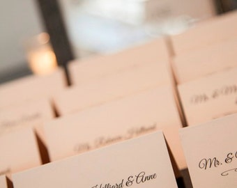 Placecards (100 placecards)