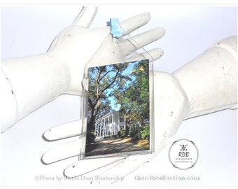Bragg Mitchell Southern Mansion Bookmark