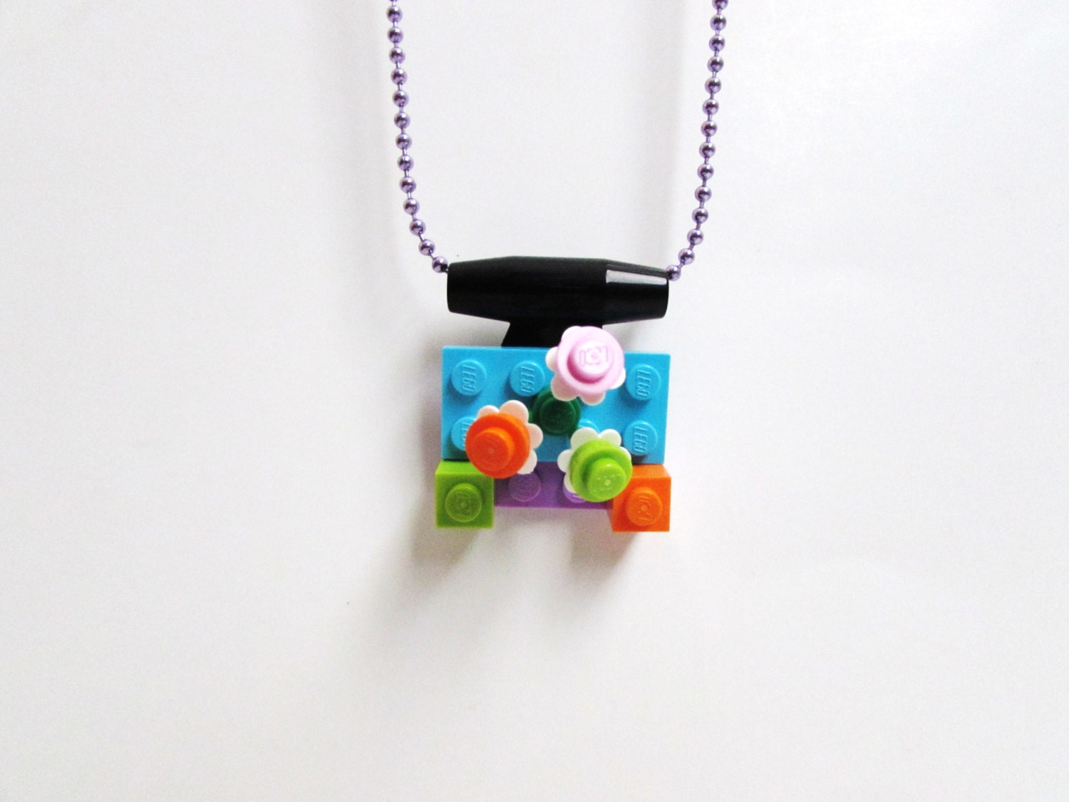 lego build it yourself necklace lego necklace by