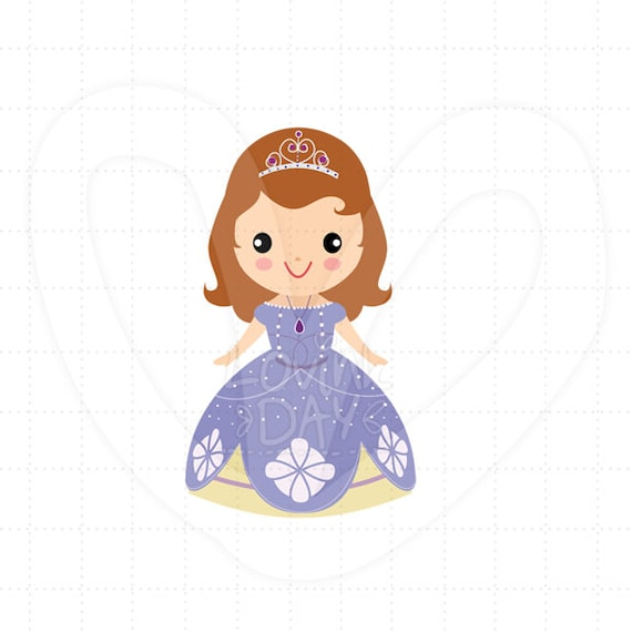princess sofia free clip art - photo #10