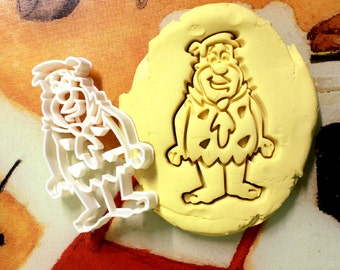 Fred Flinstone Cookie Cutter