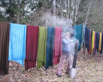 Yardage of  Merino Wool Fabric for Sale