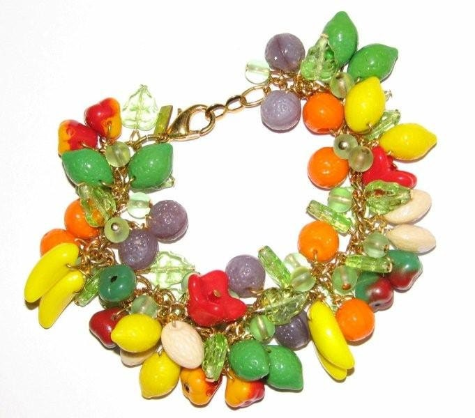 fruit jewelry bristow jewelry etsy shop by juliabristowetsy on etsy 5837