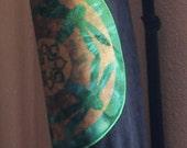 Mythala Yoga Mat Bag: Dragonflight; Mandala...Myth...Mythala (May use as Tote, Yoga Bag, Yoga Practice, Pilates Bag, Yoga Gear, Medicine)