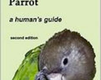 African Brown-Headed Parrot / book / parrots / birds