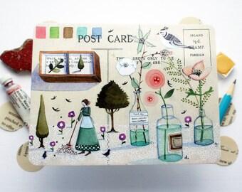 April 1894- Postcard Set