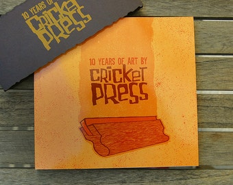 10 Years of Art by Cricket Press