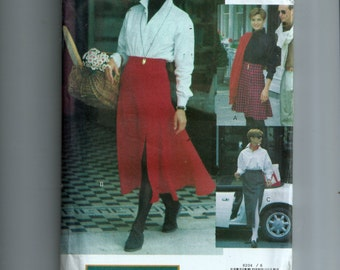 Vogue Misses' Skirt Pattern 8204