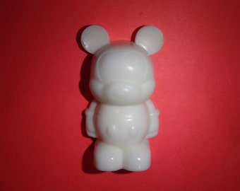 3 Ghost Cartoon Mouse Glycerin Soaps
