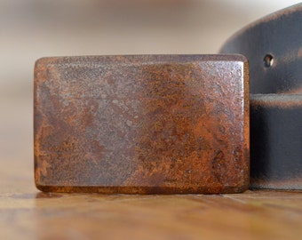 RUST RECESSION Buckle by Fosterweld