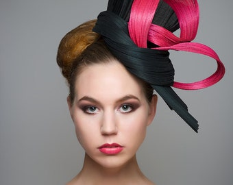 Haute Couture Hat - Kentucky Derby Hat