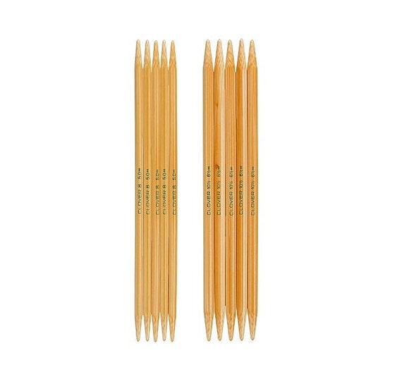 Knitting On The Round Double Pointed Needles : Double pointed knitting needles inch dpn assorted