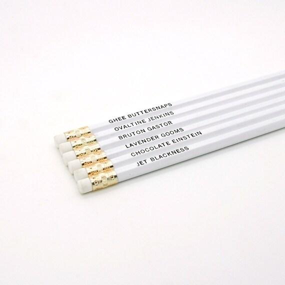 Burton Guster Alias 1 Pencils