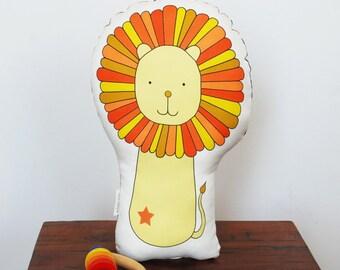 Lion Plush Toy, Stuffed Animal