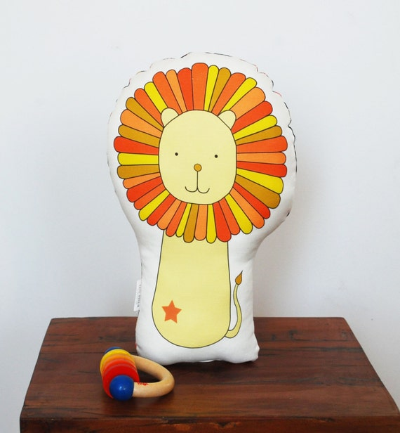 Lion Plush Toy, Stuffed Animal